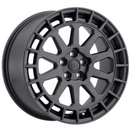 Black Rhino Boxer 17x8 5x108 Matte Black 40 Wheels Rims | 1780BXR405108M72