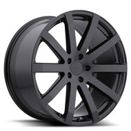 Tsw Brooklands 20x8.5 5X4.5 Matte Black 40 Wheels Rims | 2085BRK405114M76