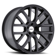 Tsw Donington 19x8 5X4.5 Matte Black 20 Wheels Rims | 1980DON205114M76