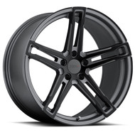 Tsw Mechanica 18x8 5x108 Matte Black 40 Wheels Rims | 1880MEC405108M72