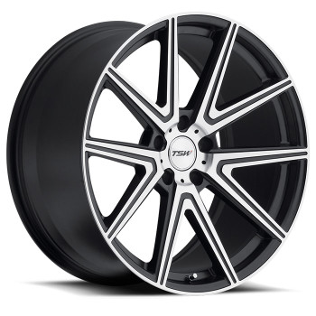 Tsw Rouge 18x9.5 5x120 Gunmetal 45 Wheels Rims | 1895RUG455120G76