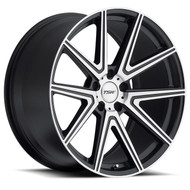 Tsw Rouge 20x10 5x120 Gunmetal 25 Wheels Rims | 2010RUG255120G76