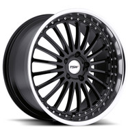 Tsw Silverstone 22x9 5X4.5 Gloss Black 40 Wheels Rims | 2290SIL405114B76