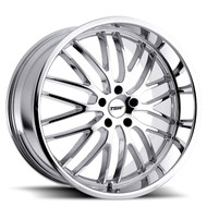 Tsw Snetterton 17x8 5X4.5 Chrome 20 Wheels Rims | 1780SNT205114C76