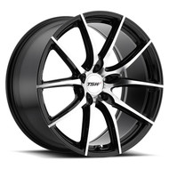 Tsw Sprint 18x8.5 5x100 Gloss Black 35 Wheels Rims | 1885SPT355100B72