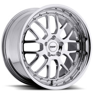 Tsw Valencia 20x10 5x112 Chrome 40 Wheels Rims | 2010VAL405112C72
