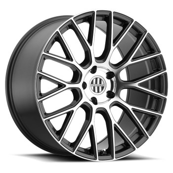 Victor Stabil 21x11 5x130 Gunmetal 40 Wheels Rims | 2111VIA405130G71