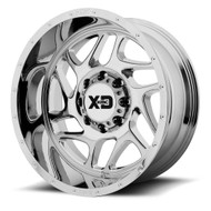 XD Series Fury 20x9 5x127 5x5 Chrome 0 Wheels Rims | XD83629050200