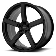 American Racing AR920 Blockhead 22x9 5x115 Satin Black 20 Wheels Rims | AR92022915720