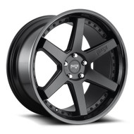Niche Altair M192 18x8.5 5x112 Black 42 Wheels Rims | M192188543+42