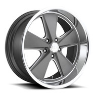 US Mags Roadster U120 20x8 5x4.75 5x120.65 Gunmetal Gray 1 Wheels Rims | U12020806145
