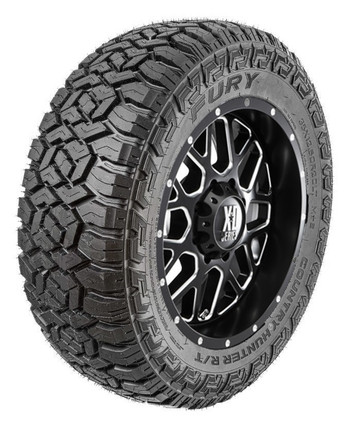 Best Off Road Tires >> Fury Country Hunter Rt Tire 35x12 50r17lt 121q E Series Free Road Hazard Coverage