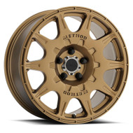 Method Race Wheels ® MR502 VT-SPEC Wheels Rims 15x7 5x100 Bronze 15mm | MR50257051915SC