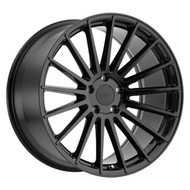 TSW ® Luco Wheels Rims 18x8.5 5x108 Gloss Black 40mm | 1885LCU405108B72