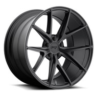 Niche ® Misano Wheels Rims 20x9 5x108 Matte Black 38mm | M117209031+38
