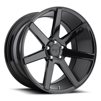 Niche ® Verona Wheels Rims 18x8 5x115 Black Gloss 40mm | M168188091+40