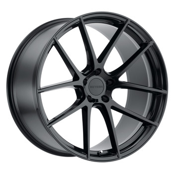 Beyern ® Ritz Wheels Rims 20x9 5x120 Gloss Black 25mm | 2090BFT255120B74