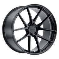 Beyern ® Ritz Wheels Rims 22x11 5x120 Gloss Black 25mm | 2211BFT255120B72