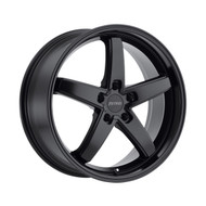 Petrol ® P1B Wheels Rims 18x8 5X4.5 (5X114.3) Black Matte 40mm | 1880P1B405114M76