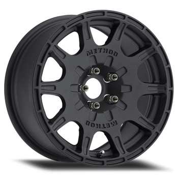 Method Race Wheels ® MR502 VT-SPEC Wheels Rims 15x7 5X4.5 (5X114.3) Matte Black 15mm | MR50257012515SC