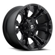 17x9  Fuel Vapor Wheels Black 6x5.5 6x135 -12 | D56017909845