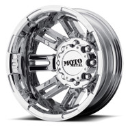 Moto Metal MO963 Dually Wheels REAR 16X6 8X170 PVD Chrome -94 | MO96366087894N