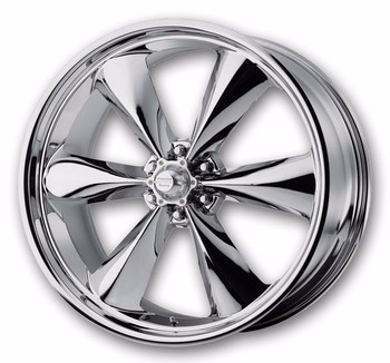 American Racing Torq Thrust St Wheels 20x85 6x55 Chrome 30mm