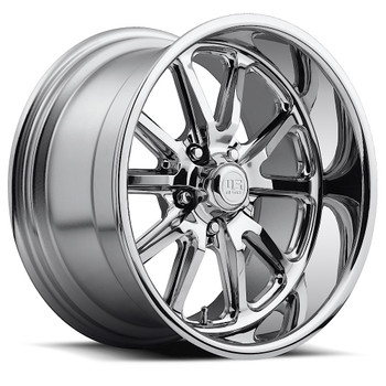 US Mags Rambler U110 Wheels 20x9.5 5x127 Chrome 1mm | U11020957352