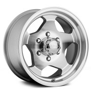 Ultra 51K Wheels 16x8 6x4.50 +25 Machined | 51-6886K