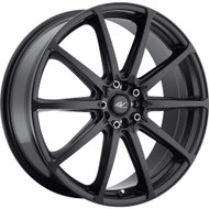 ICW Racing Banshee 215B Wheels 18x7.5 5x105 & 5x4.5 Black 42mm | 215B-8751942