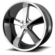 American Racing Nova Wheels VN701 20X8.5 5X127 Chrome +0 | VN70128550200
