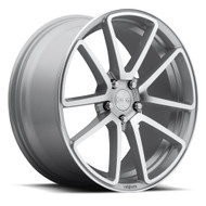 Rotiform SPF R120 Wheels 18x8.5 5x100 Silver 35mm | R120188579+35