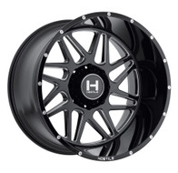 Hostile Sprocket Blade Cut Wheels 20x10 8x6.5 (8x165.1)  -19mm | H108-2010816547B