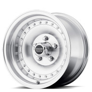 American Racing Outlaw I Wheels 14x7 5x4.5 Machine 0mm | AR614765