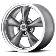 American Racing Torq Thrust M Wheels 16x7 5x110 Gun Metal 35mm | AR105M6752A