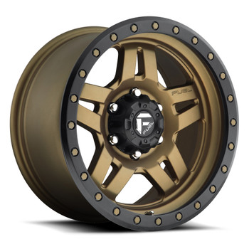 Fuel Anza 18x9 Wheels Bronze 5x150 20 | D58318905657