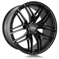 Advanti Racing Bello BO 78b Black Wheels Rims 19x9.5 5x120  35 | 78B-BO9N520355
