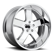 US Mags Hustler U116 22x9 Wheels Chrome 5x127 1 | U11622907350
