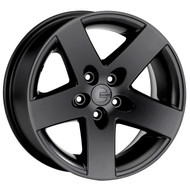 Mamba MR1X Wheels 16x8 5x127 +6 Black | 581B-MR1X687306B