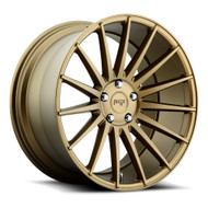Niche Form M158 Wheels 20x8.5 5x4.5 (5x114.3) Bronze 35mm | M158208565+35