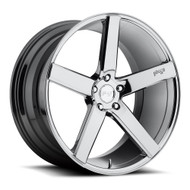 Niche Milan M132 Wheels 20x8.5 5x120 Chrome 35mm | M132208521+35