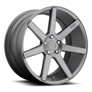 Niche Verona M149 Wheels 20x9 5x4.5 Gun Metal 35mm | M149209065+35