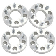 "1.25"" Wheel Adapter / Spacers - 5 Bolt ( Set of 4 )"