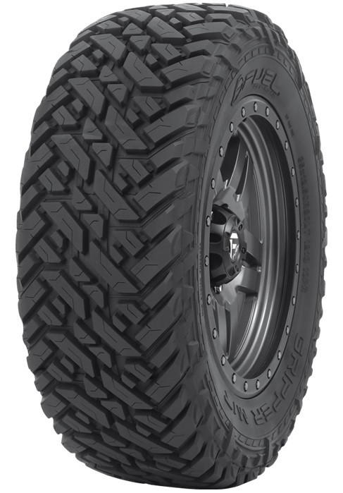 31x10 50r15 Tires >> Fuel Off Road Mud Gripper M T Tire 31x10 50r15 10 Ply E Series In Cart Discount