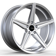 Advanti Racing ® Cammino 87Ms Wheel 18X8 Silver Machined 5X108 45mm | 87MS-CO8850845S