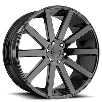 Dub ® Shot Calla S219 Wheel 26X10 Black 6X5.5 30mm | S219260077+30