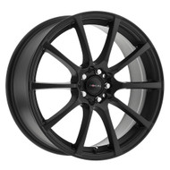 Focal ® 448Sb F-20 Wheel 16X7 Satin Black 5X108 40mm | 448-6715SB+40