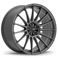 Konig ® Rennform 48Mg Wheel 19X8.5 5X4.5 5X114.3 Grey 35mm | 48MG-RF8951435G