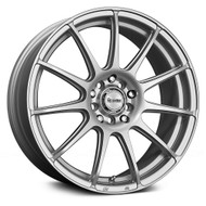 Maxxim ® Winner 10S Wheel 15X6.5 4X100 & 4X108 Silver 38mm | 10S-WN56D0838S
