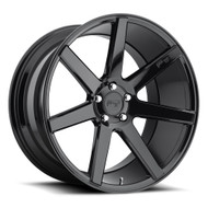 Niche ® Verona M168 Wheel 20X10 Black Gloss 5X112 40mm | M168200043+40